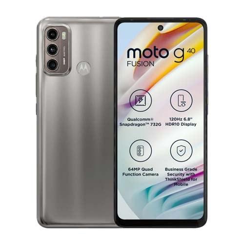 Motorola Moto G40 Fusion