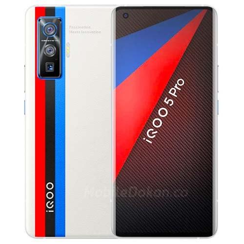 Vivo iQOO 5 Pro 5G